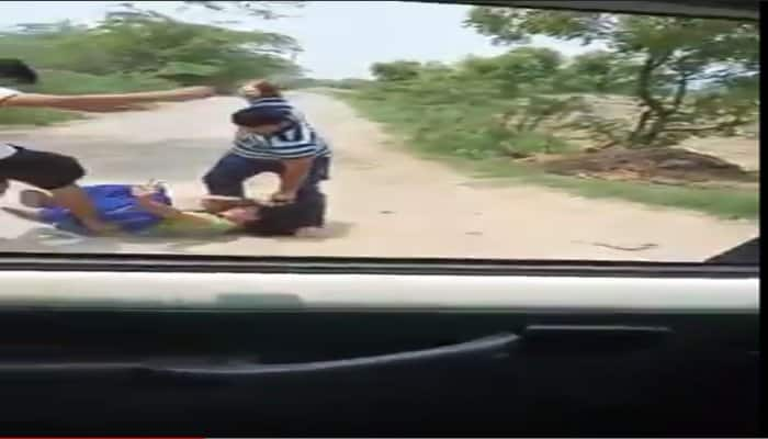 Woman beaten up by husband for unable to give dowry