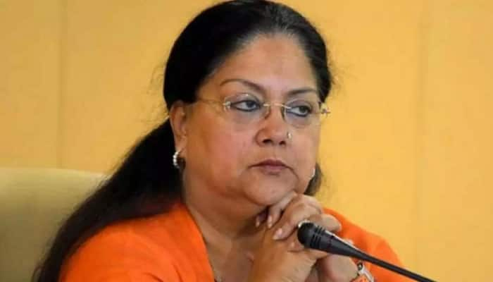 After war with central BJP, Raje to begin delayed poll campaign in Rajasthan in August