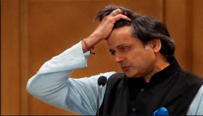 Is Shashi Tharoor's monozygotic sibling fighting elections in Cameroon? Twitter thinks so