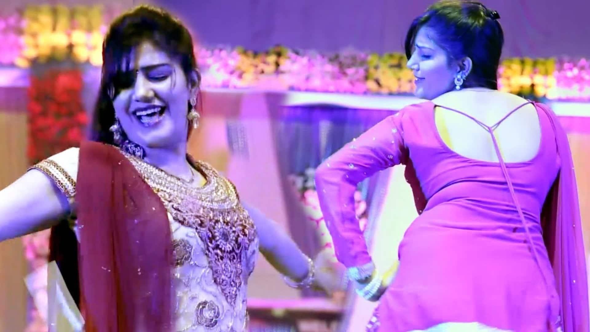 Supna Chaudhary new look