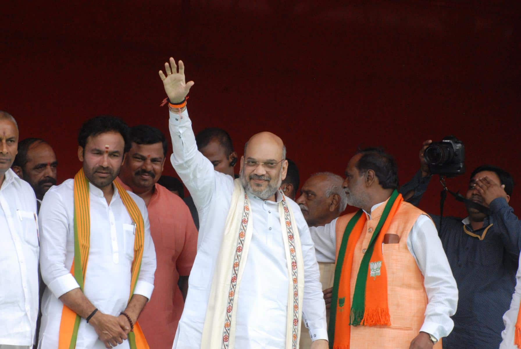 BJP planning to field its strong UP ministers in Lok Sabha polls 2019