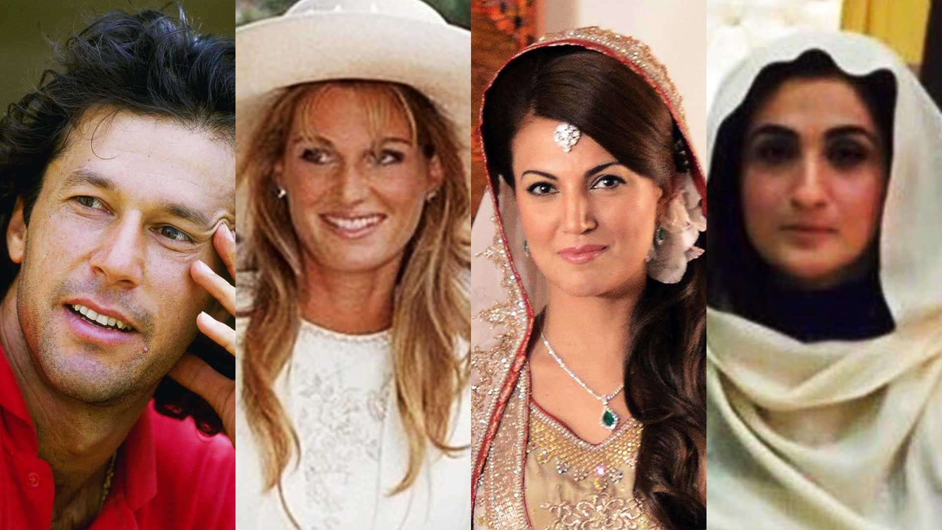 Imran Khan: 8 failures in love for 8 times Pakistan cricket captain