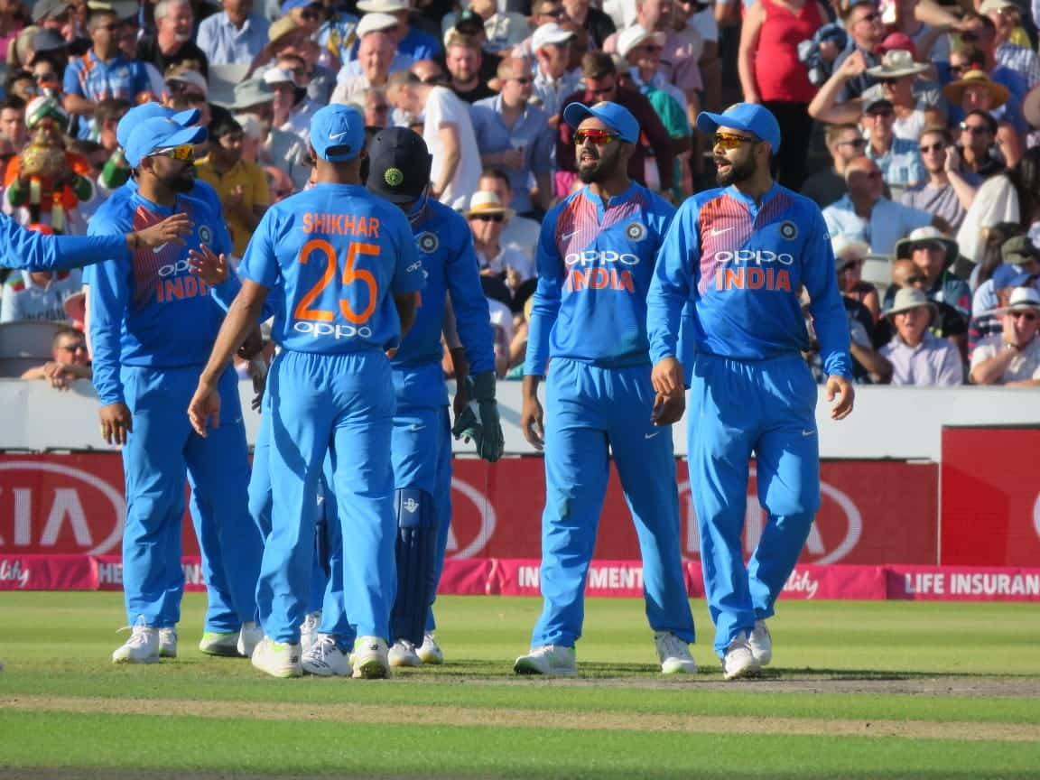 India set 257-run target for England