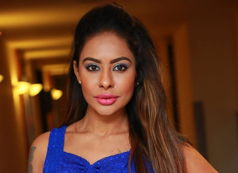 Tollywood actor Sri Reddy accuses TRS MLA Jeevan Reddy of sexual misconduct