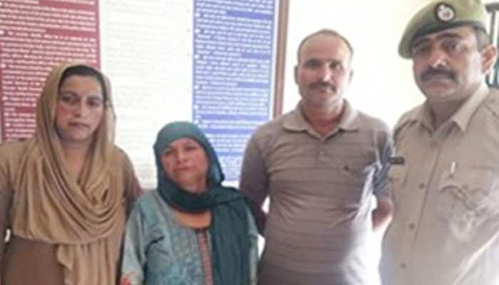 Police helps deaf and mute woman reunite with family