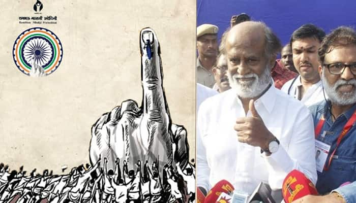 How Tamil Nadu I-T raids, Rajinikanth's comment and poll dates are linked