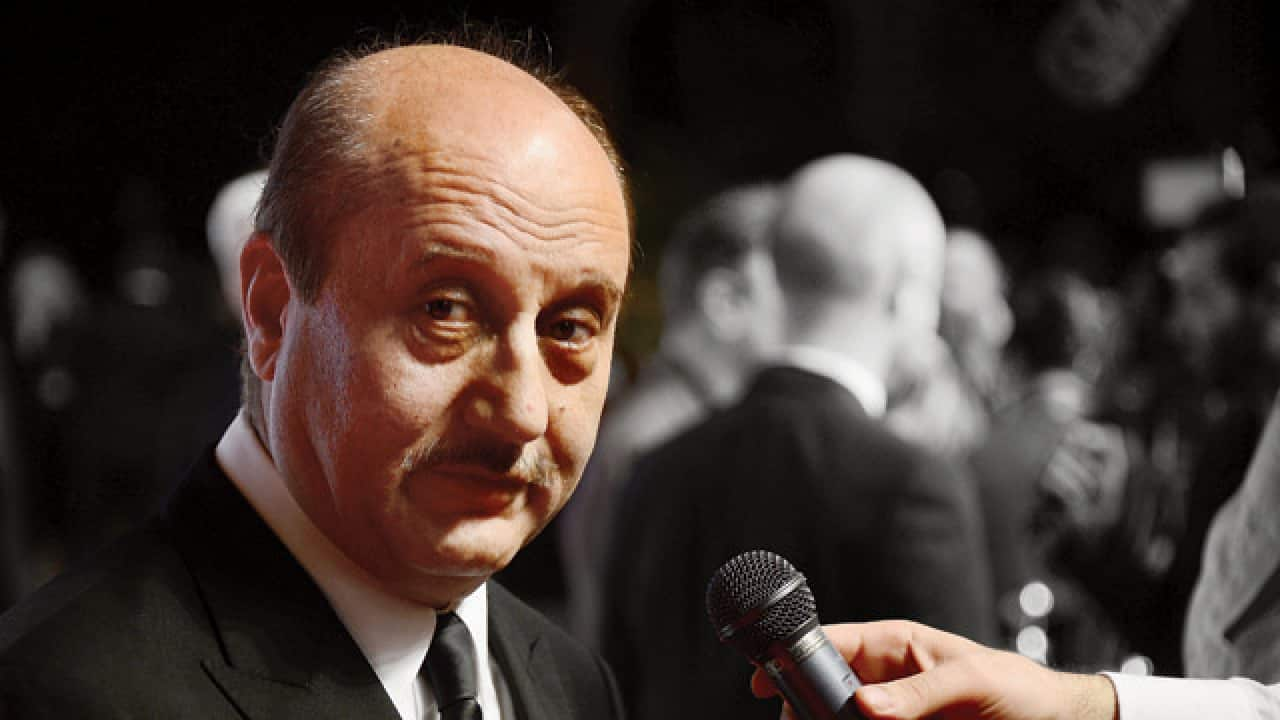 Anupam kher Film and Television Institute of India chief cites international commitments