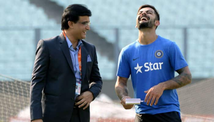 2 icons, 2 passions: Kohli to watch Wimbledon summit clash; Ganguly travels to Moscow for FIFA World Cup final
