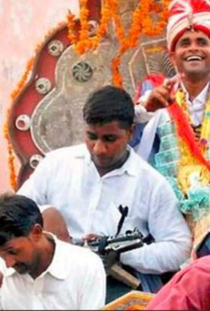 UP Police ensures Dalit groom can ride horse to his wedding
