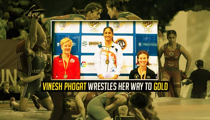 Vinesh Phogat, sibling of famous wrestler-sisters, brings home more pride with gold