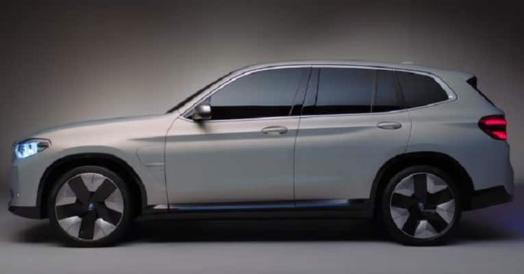 First all-electric core model, BMW iX3 production, will start in China from 2020