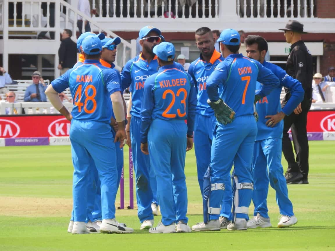 Team India squad for ODI and t20 series against Australia and New Zealand