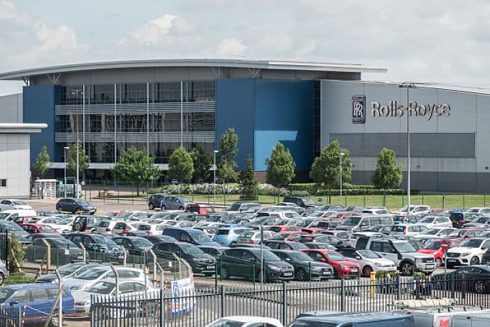 Rolls-Royce warns about Brexit uncertainty, cautions over supply pressures