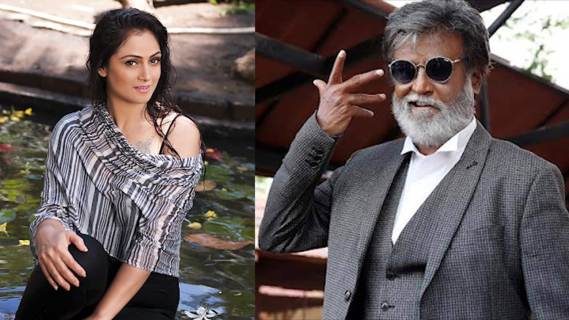 Superstar Rajinikanth to romance Simran Bagga in his next