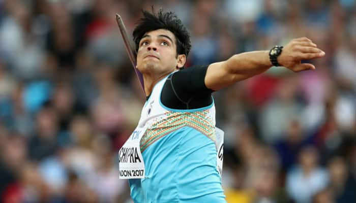Ace javelin-thrower Neeraj Chopra beats former Olympic gold medallist to win Sotteville Athletics Meet