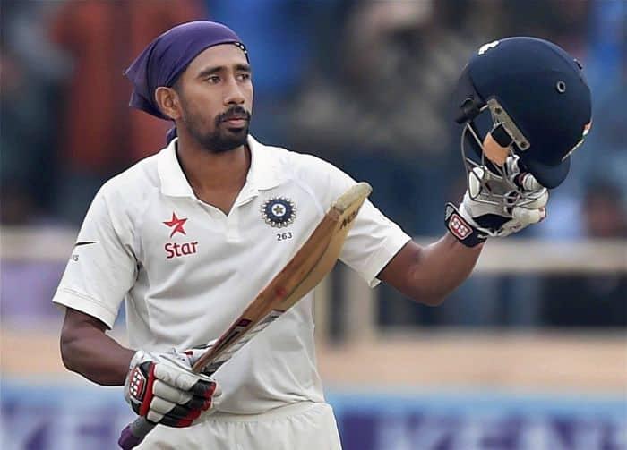 India vs England 2018: Wriddhiman Saha to undergo shoulder surgery, rehab plan under scanner
