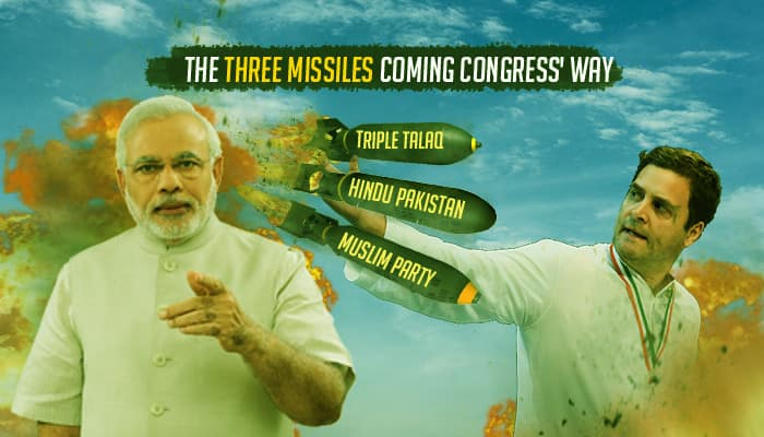 How PM Modi could use Parliament to launch potent anti-Congress missile for 2019