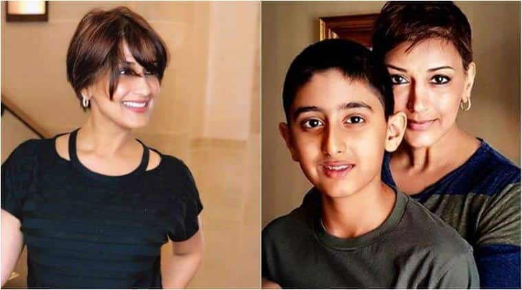 Sonali Bendre shares news of cancer with son; here is how 12-year-old responded
