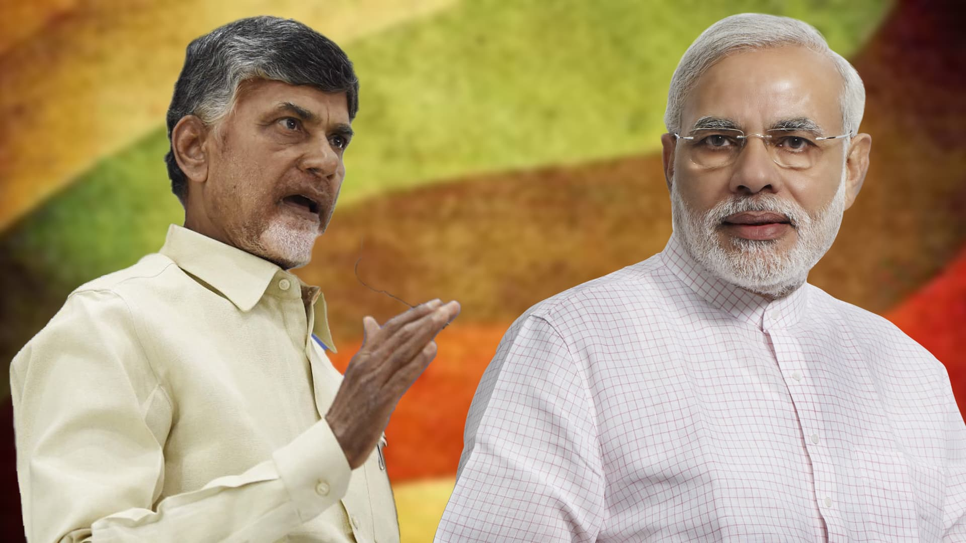 No confidence motion result of relentless agitation of TDP: Chandrababu Naidu to MPs