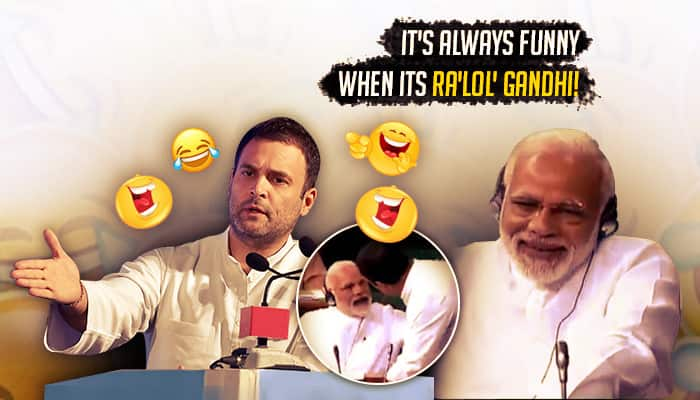 How Rahul Gandhi became the target of jokes whenever he tried to confront PM Modi