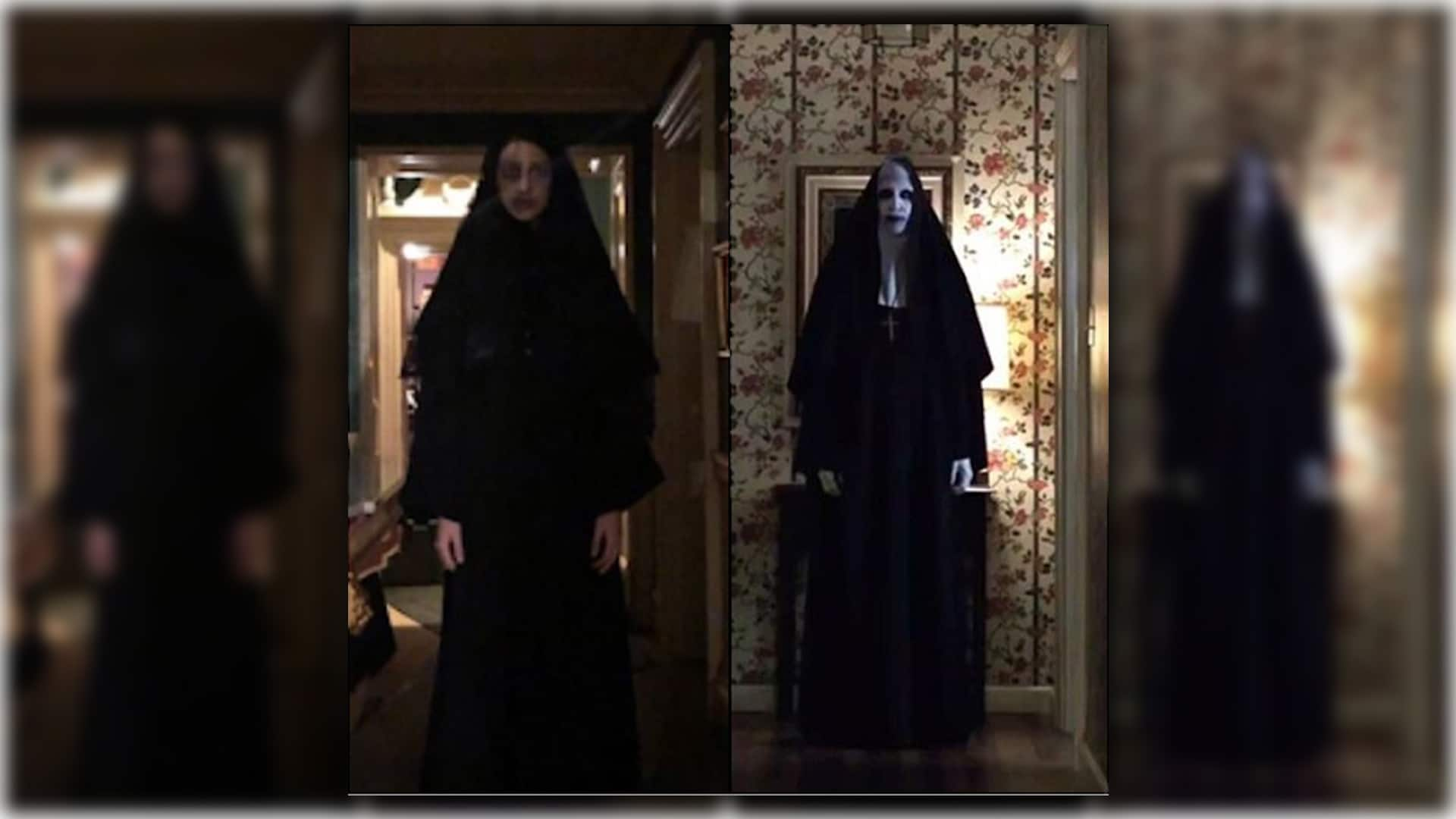 Shraddha Kapoor's Stree will remind you of The Nun from Conjuring