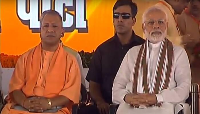 PM in Shahjahanpur: Modi addresses Kisan Kalyan rally in UP