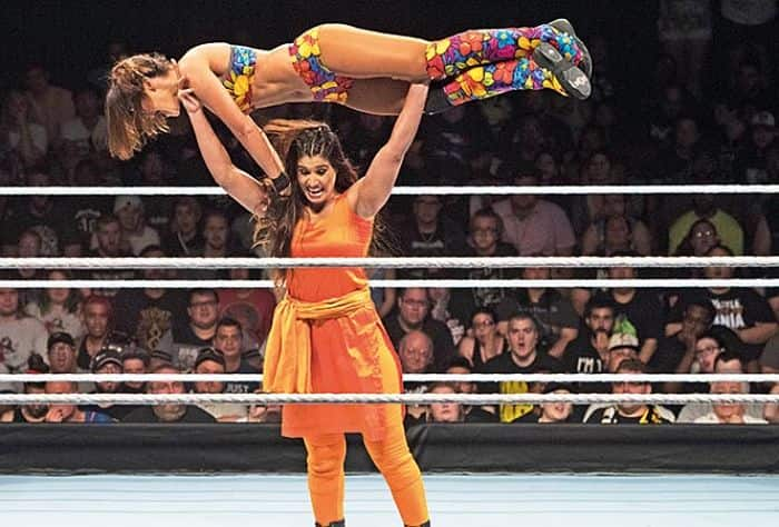 Indian wrestler Kavita Devi to compete in Mae Young Classic tournament
