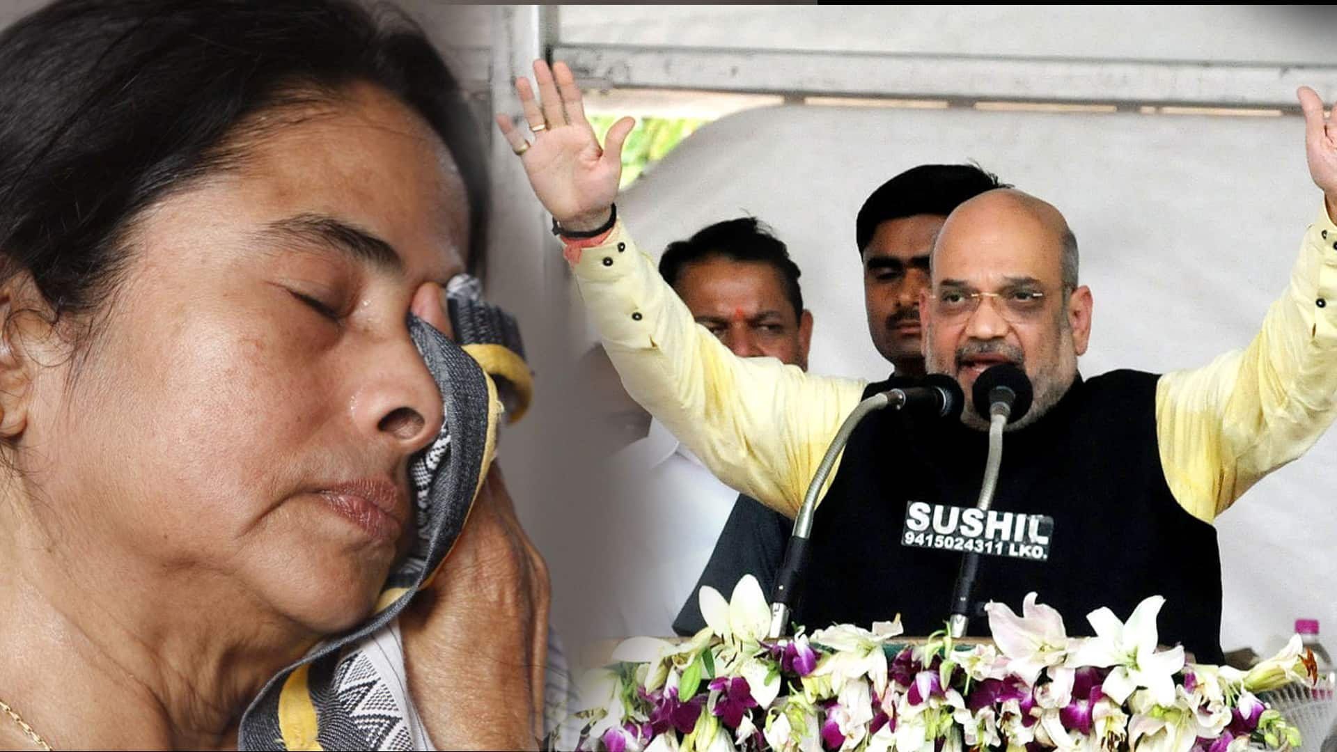 15,000 TMC, Congress and RSP workers to join BJP after Mamata Banerjee commemorates 'Shahid Dibas' in Bengal