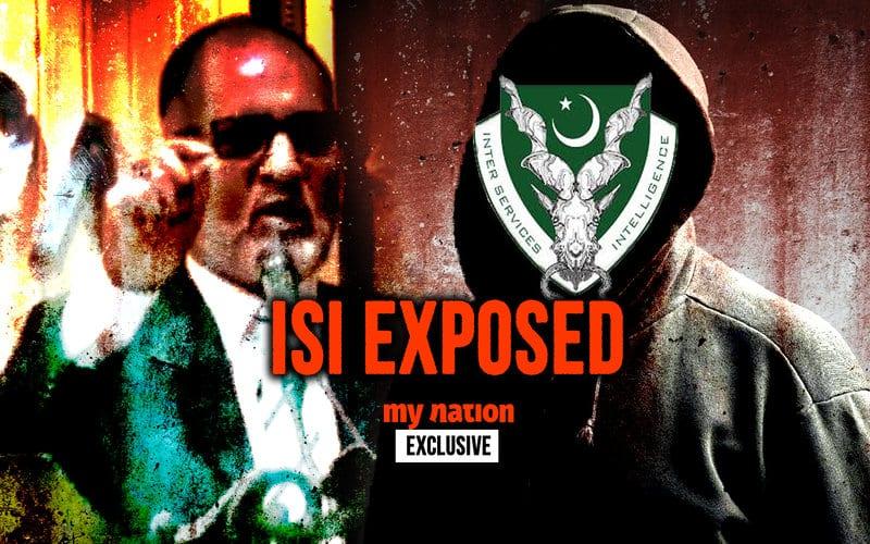 Pakistan's siting Highcourt judge exposes ISI