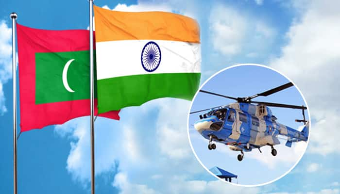 Diplomatic victory for India, Maldives now wants Indian choppers to stay with it