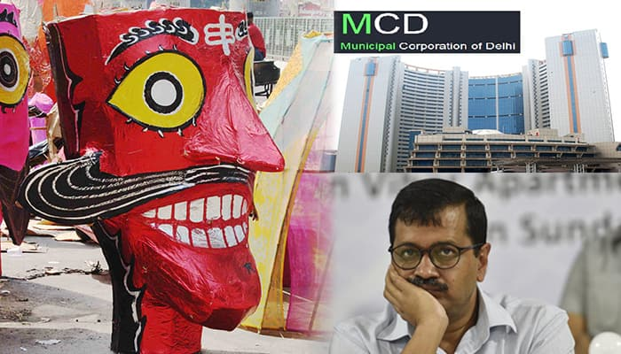 No place for artisans to make Ravana effigies for Dussehra: High Court takes AAP government, BJP's MCDs to task