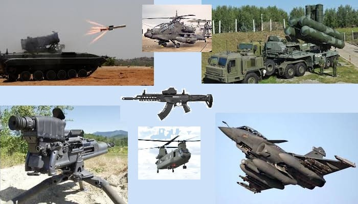 Narendra Modi government grants emergency powers to armed forces to buy weapon systems