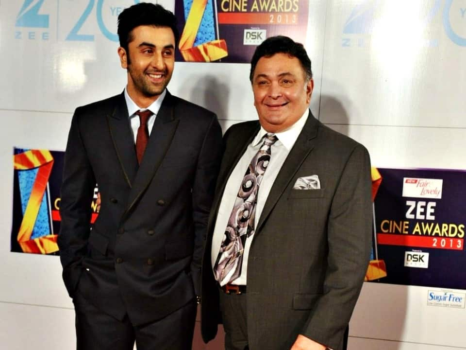Rishi kapoor give permission  Ranbir to get marry with Alia  ?