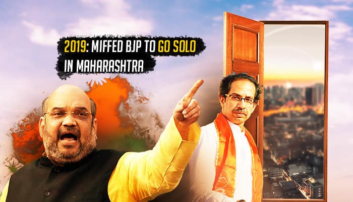 BJP-Shiv Sena marriage over? Shah gets ready for divorce