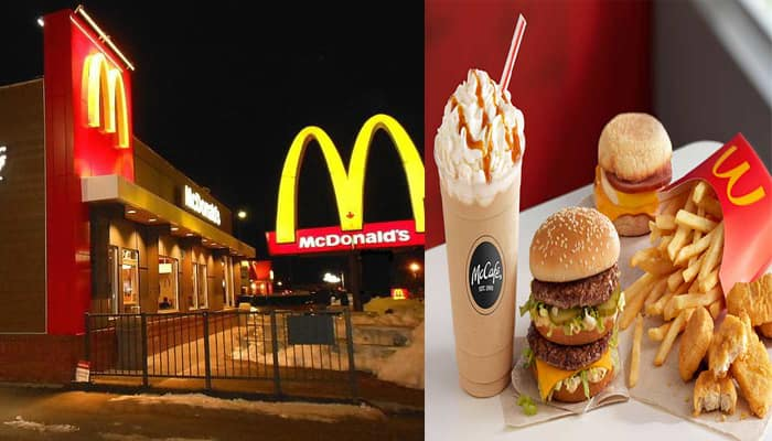 McDonald shuts down outlets north east india
