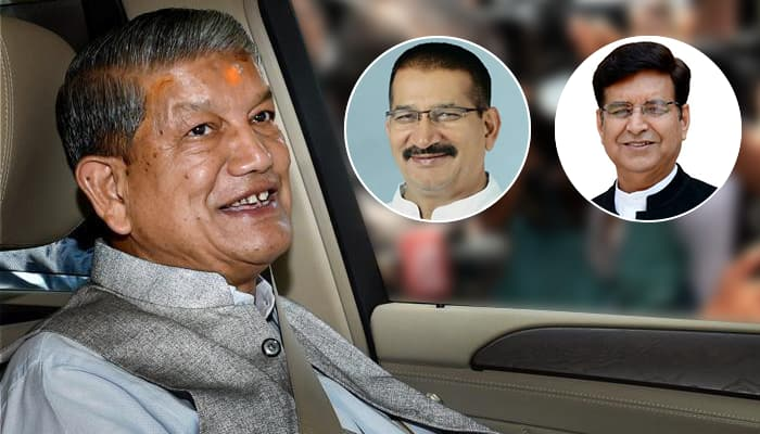 Congress's factionalism in Uttarakhand out in open over Harish Rawat's growing pre-eminence