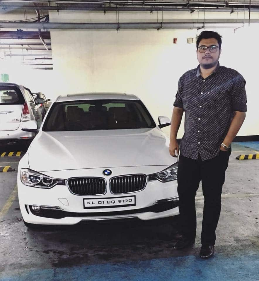 How this Kerala youngster, once denied loan, came to own a BMW, house and more