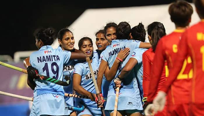 Women's Hockey World Cup 2018: India play Ireland in pursuit of first win