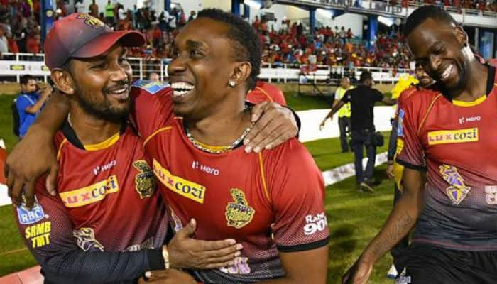 Dwayne Bravo sets music charts on fire with English version of KKR's iconic anthem 'Korbo Lorbo Jeetbo Re'