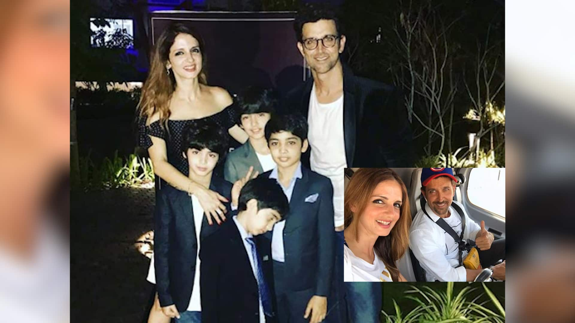 hrithik roshan write emotional note for her ex wife