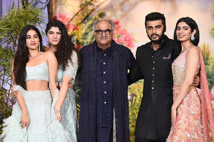 Boney Kapoor gets a reason to smile after Sridevi's death, thanks to Janhvi Kapoor