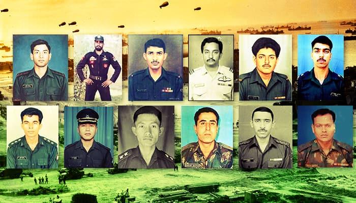 Kargil Vijay Diwas: From Vikram Batra to Saurabh Kalia, here are heroes who taught Pakistan a lesson
