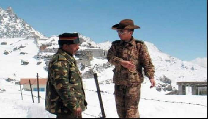 Learn why the dragon is training soldiers on the border