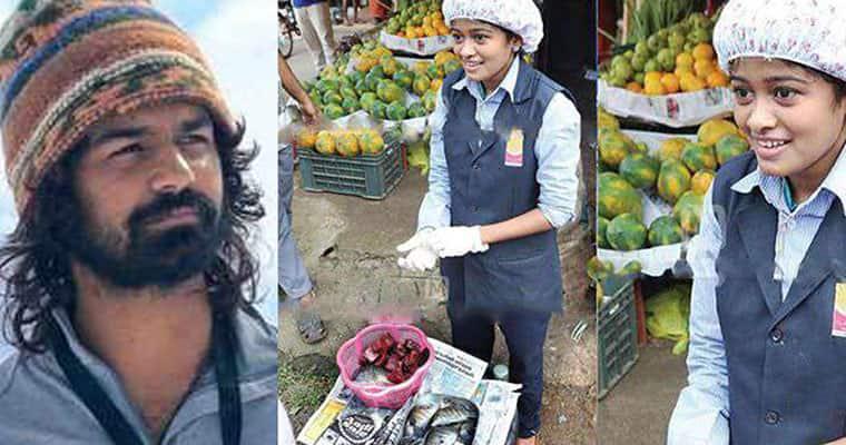 Kerala: Student Hanan sells fish, gets trolled