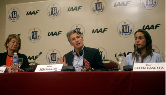 European Championships 2018: IAAF maintains Russia's athletics ban over mass doping