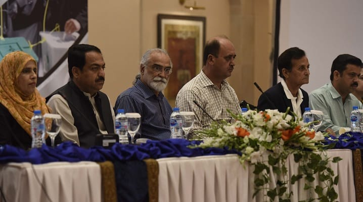 'Fraud' in election must be investigated: Pakistani civil society organisation