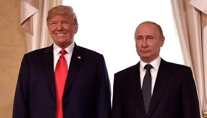 Donald Trump and Putin raise possibilities of another meeting