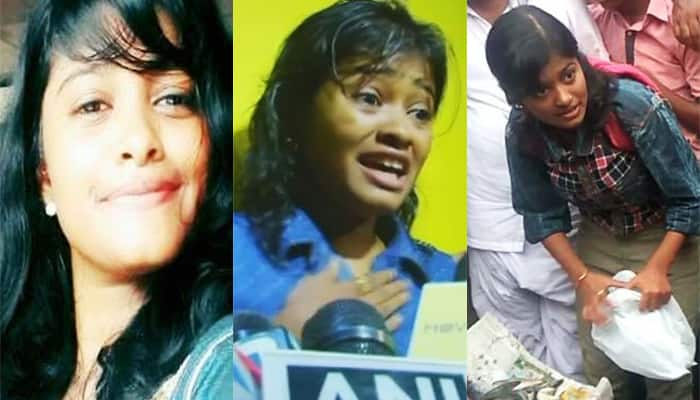 Troll arrested for harassing Hanan Hamid who sells fish in college uniform