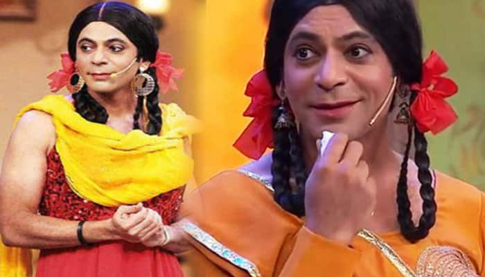 SUNIL GROVER SHARE HIS VIDEO ON TWEETER AND APEAL SALMAN KHAN TO TAKE HIM IN HIS BHARAT MOVIE AS A LEAD ACTRESS ROLE