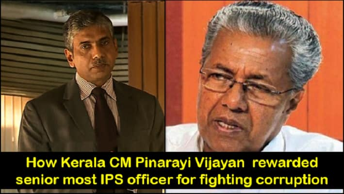 MyNation Exclusive: Kerala top cop nails left tyranny: 'Pinarayi govt suspended me for fighting corruption and writing books'